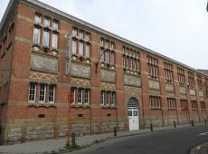 Gemeenteschool Vilvoorde - Onroerend Erfgoed