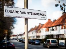 Unitas-tuinwijk in Deurne