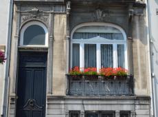 Burgerhuis Delacroix - Onroerend Erfgoed