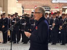 Geert Bourgeois herdenkt 100 jaar Wapenstilstand