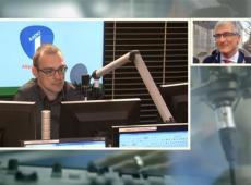 """Geert Bourgeois in De Ochtend: """"Vlaamse export succesvoller dan ooit"""""""