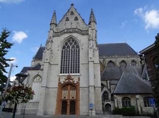 Sint-Martinuskerk in Aalst