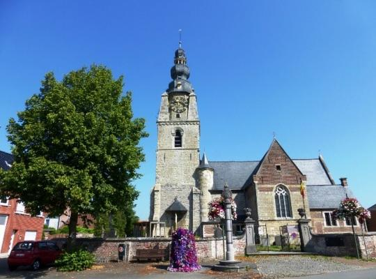 Sint-Aldegondiskerk in Dendermonde