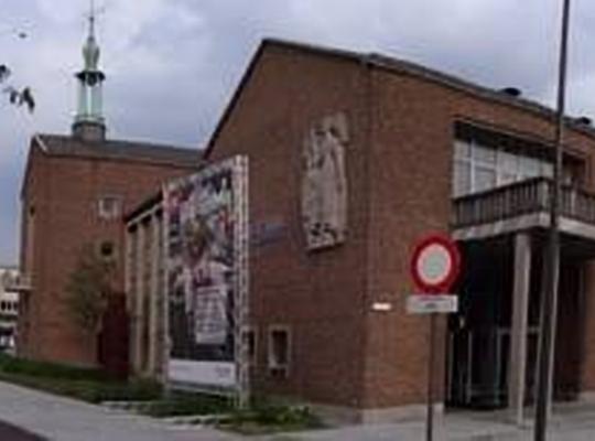 Districtshuis in Merksem