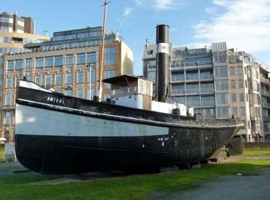 Stoomsleepboot Amical