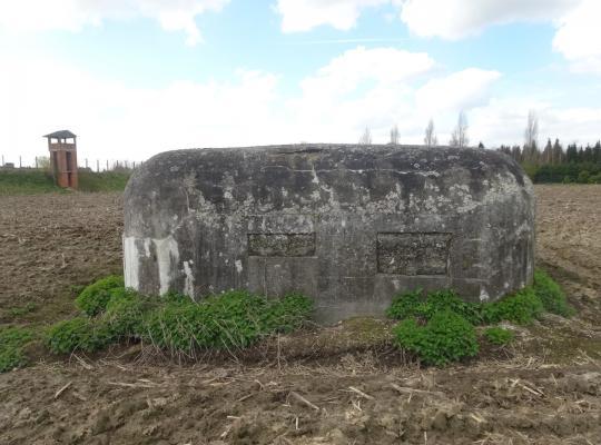 Bunkersites 'Südabschnitt'