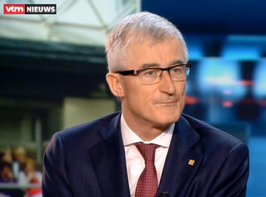 """Geert Bourgeois in VTM Nieuws: """"Vlaamse klimaattop moet iedereen mobiliseren"""""""