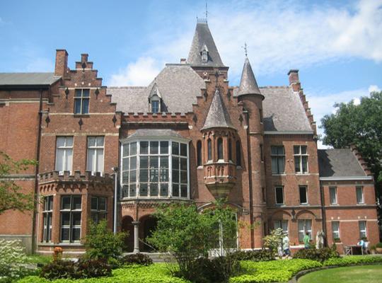 1 miljoen euro voor de restauratie van het stedelijke museum huis janssens in sint niklaas - Huis bourgeois huis ...