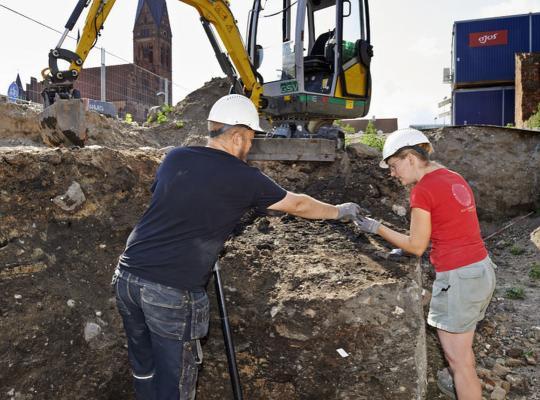 Evaluatie van het Onroerenderfgoeddecreet - hoofdstuk Archeologie voor het werkjaar 2017