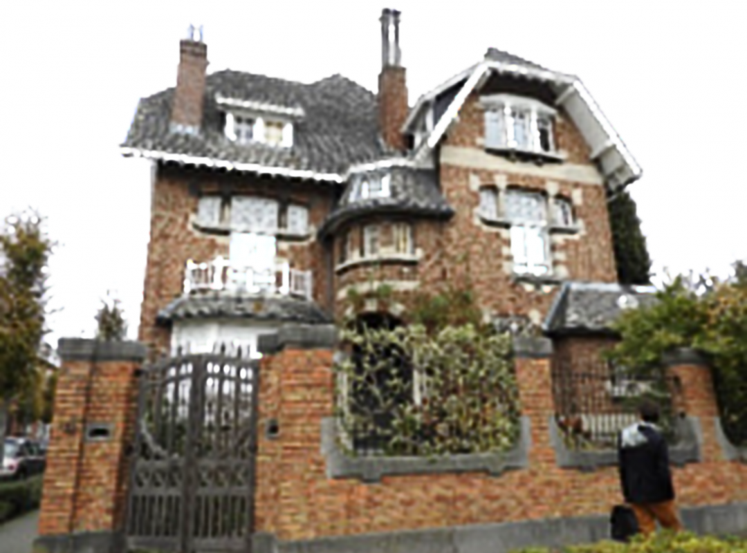 villa in cottagestijl in Zaventem